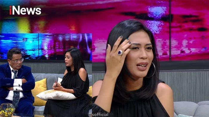Karen Pooroe Akui Pernah Ditodong Pistol oleh Arya: Saya Didorong, Saya Ditarik saat Peluk Zefania