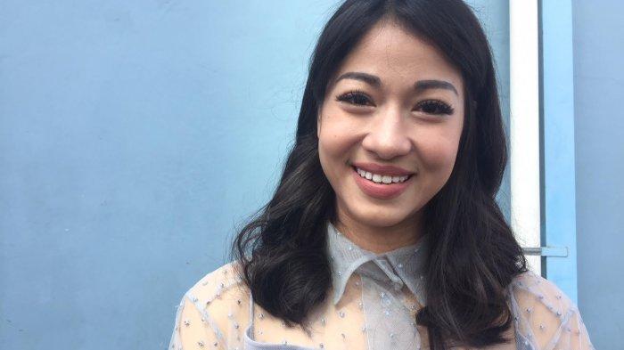 Karenina Sunny, adik dari Steve Emmanuel saat ditemui di kawasan Tendean, Jakarta Kamis (18/7/2019).