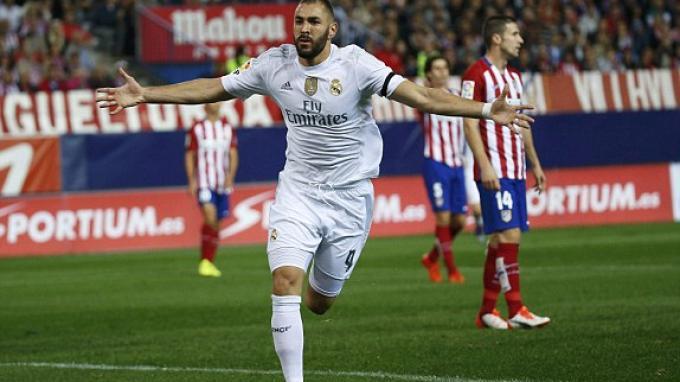 Atletico Madrid vs Real Madrid 1-1: Jalannya Pertandingan