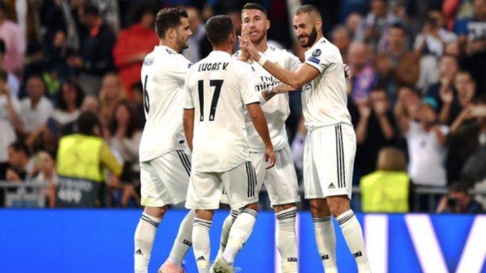 Zidane Sebut Real Madrid Bermain Spektakuler saat Lawan PSG di Liga Champions