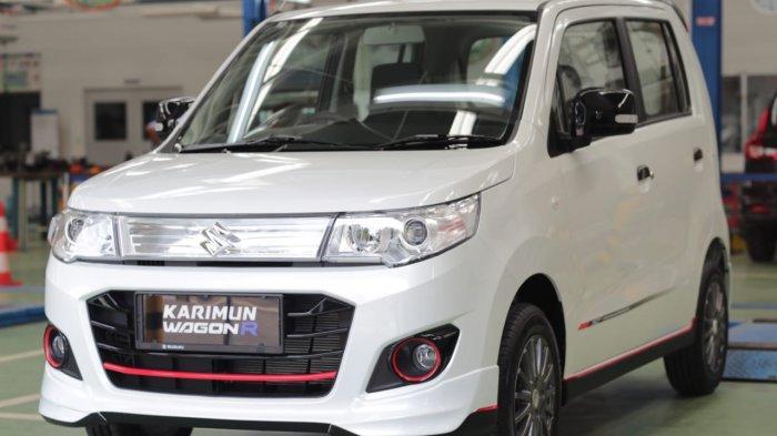 Hanya Diproduksi 50 Unit, Suzuki Luncurkan Karimun Wagon R 50th Anniversary Edition