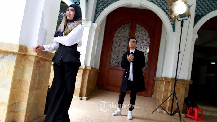 Vidi Aldiano Komentari Hijab Hitam Alika