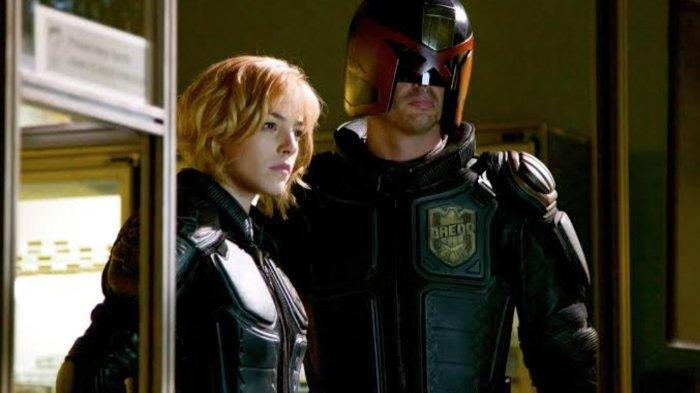 Sinopsis Film Dredd, Dibintangi oleh Karl Urban dan Olivia Thirlby, Tayang di Trans TV Malam Ini