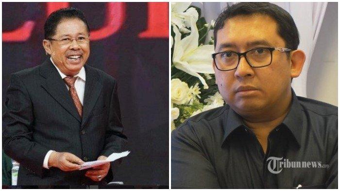 Tanggapi Karni Ilyas Cuti dari ILC, Fadli Zon: Kelihatannya Ada Tekanan Luar Biasa
