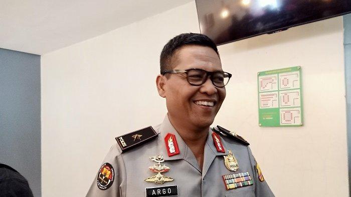 Karopenmas Divisi Humas Polri, Brigjen Pol Argo Yuwono di Kebayoran Baru, Jakarta Selatan, Jumat (22/11/2019).