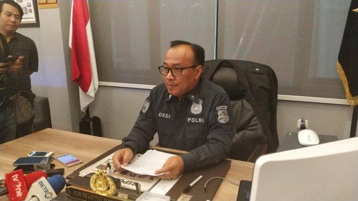 Tangkap Terduga Teroris di Deli Serdang, Anggota Densus 88 Terkena Sabetan Senjata Tajam
