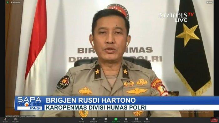 Pergantian Kabareskrim Diproses Wanjakti Setelah Komjen Listyo Dilantik Jokowi