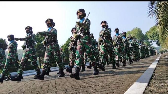 Panglima TNI Sampaikan Pentingnya Peran Wanita TNI Sebagai Prajurit dan Ibu Rumah Tangga
