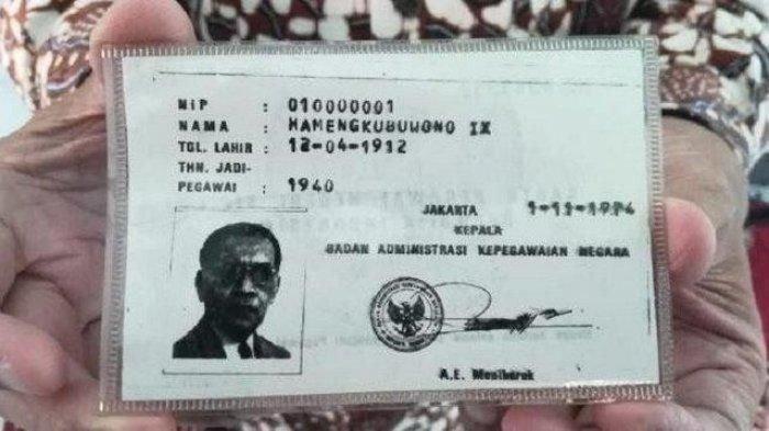 Ini PNS Pertama di Indonesia, Pemilik NIP 010000001, Sosok yang Disegani dan Dihormati