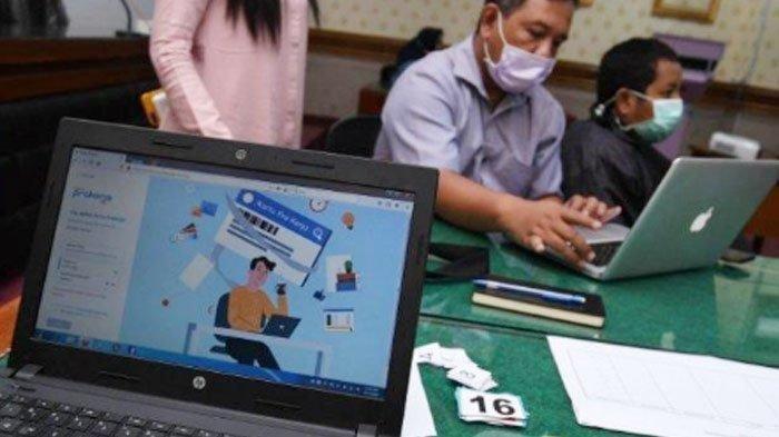 Program Pra Kerja dari Pemerintah. Pendaftaran kartu pra kerja akan dibuka setelah Lebaran.