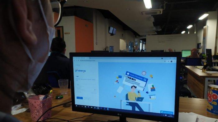 Lihat Pengumuman Kartu Prakerja Gelombang 16 di www.prakerja.go.id, Cek Hasilnya