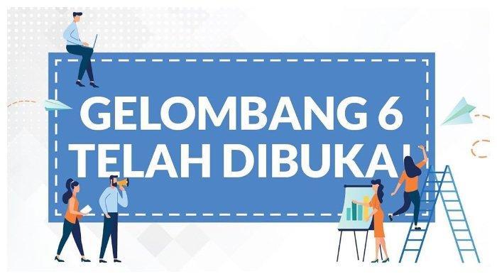 Login Www Prakerja Go Id Untuk Daftar Kartu Pra Kerja Gelombang 6 Berikut Syaratnya Tribunnews Com Mobile