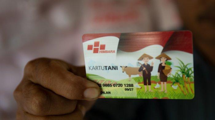 Kartu Tani Dilaunching di Lamandau Kalimantan Tengah