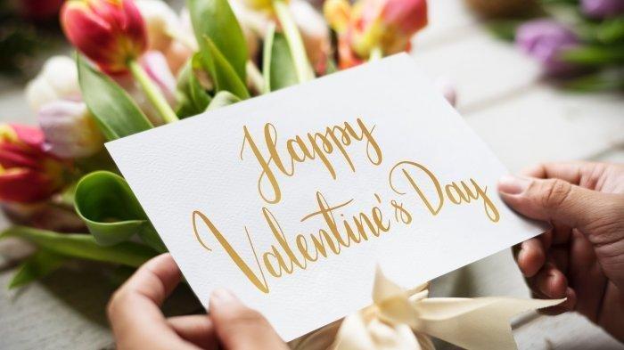 Kartu ucapan Hari Valentine