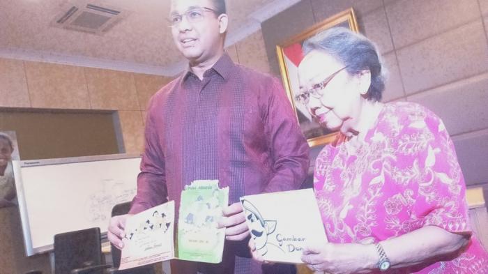 Menteri Anies: Saya Bersedia Meneruskan Merawat Aset Pak Raden