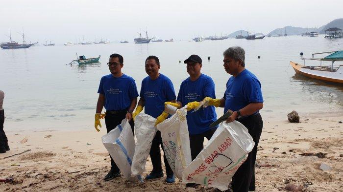 Danone Aqua Berikan Solusi Atasi Masalah Sampah Plastik di Labuan Bajo