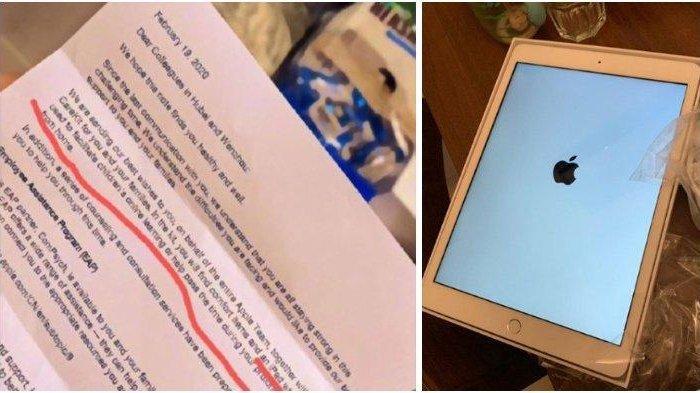 Peduli Karyawan yang Terisolasi Virus Corona, Apple Bagikan iPad Gratis & Parsel Senilai 5 Jutaan