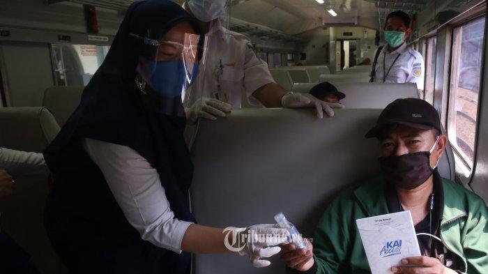 13 Ribu Pegawai KAI akan Mendapatkan Program Vaksinasi Covid-19 Tahap Dua dari Pemerintah
