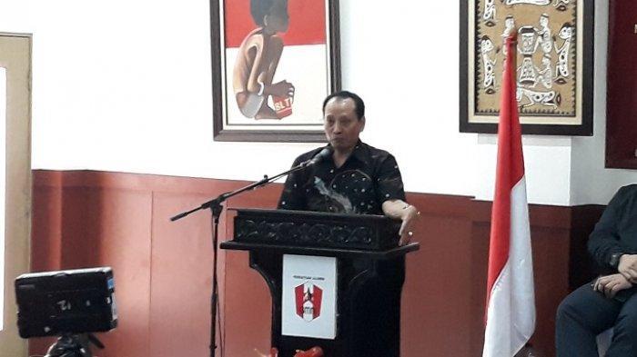 Pengamat politik Indonesian Public Institute (IPI) Karyono Wibowo