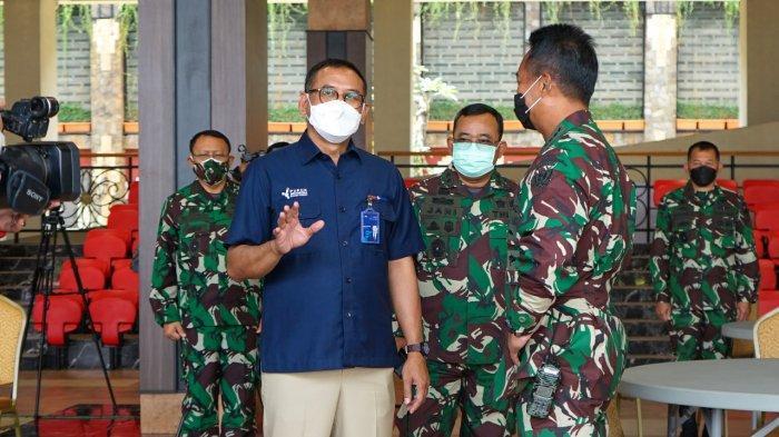 Dua Ambulans Diserahkan ke TNI AD Bantu Penanggulangan Pandemi dan Bencana Alam