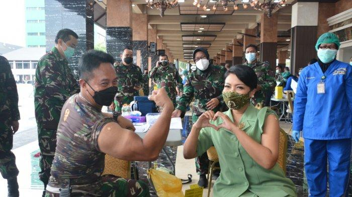 Setelah Vaksin Seluruh Anggotanya, TNI Akan Kerahkan 10 Ribu Tracer Bantu Tanggulangi Covid-19