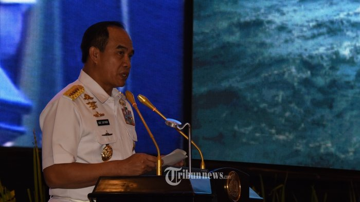 KASAL Buka Simposium Keamanan Laut Internasional