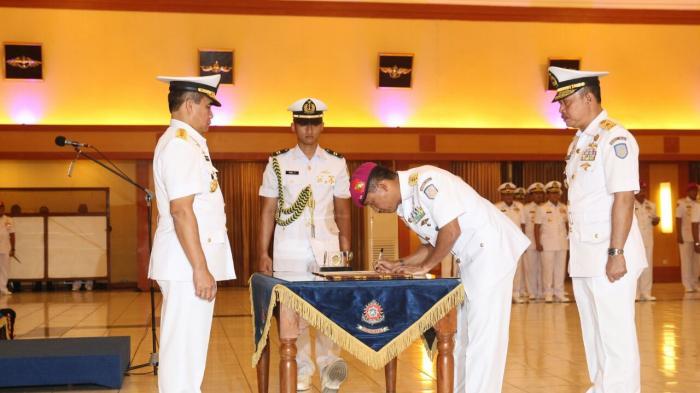 Kepala Staf TNI AL Resmikan Kodiklatal, Aspotmar dan Kadisopslatal