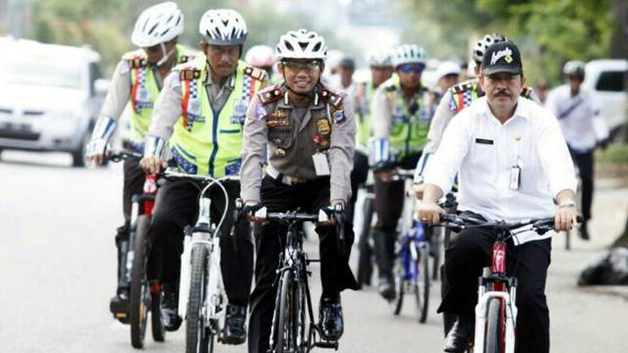 Polresta Banjarmasin Siap Tindak Tegas Siswa Konvoi Kelulusan