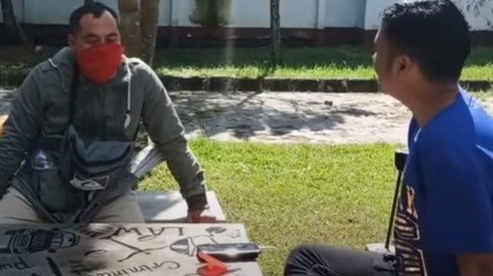 Seorang Anak di Lombok Ingin Penjarakan Ibu, Berawal saat Ibu Beli Motor Pakai Jatah Uang Warisan