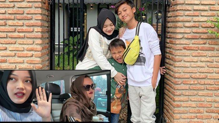 Perlakuan Anak Sule ke Anak Teddy: Cium hingga Gendong Bintang, Tetap Hangat Meski Beda Ayah