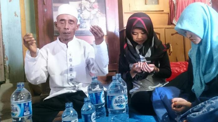Kemenag: Tidak Ada Bukti Rasional Kasrin Naik Haji di Tanah Suci