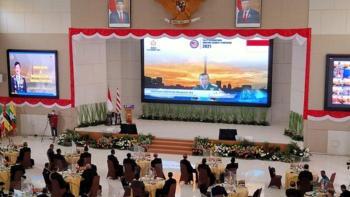 Panglima TNI: Kerja Sama Kunci Penting Hadapi Tantangan Bidang Maritim yang Makin Kompleks