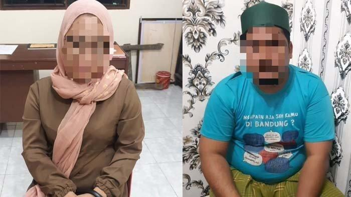 Imam Kampung Selingkuh dengan Janda 4 Anak, Langsung Dinikahkan Warga