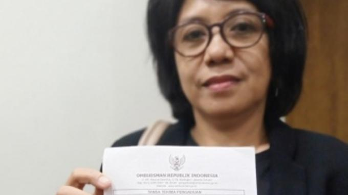 Suciwati Laporkan Kemsetneg Kepada Ombudsman Karena Menghilangkan Dokumen TPF Munir