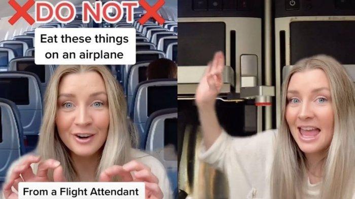 Viral TikTok Pramugari Sebut Air di Pesawat Kotor, Imbau Penumpang untuk Tidak Pesan Teh atau Kopi