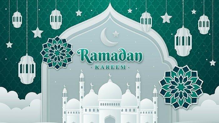 20 GAMBAR Ucapan Selamat Ramadhan 2021, Dilengkapi Kata-kata Sambut Bulan Puasa 1442 H