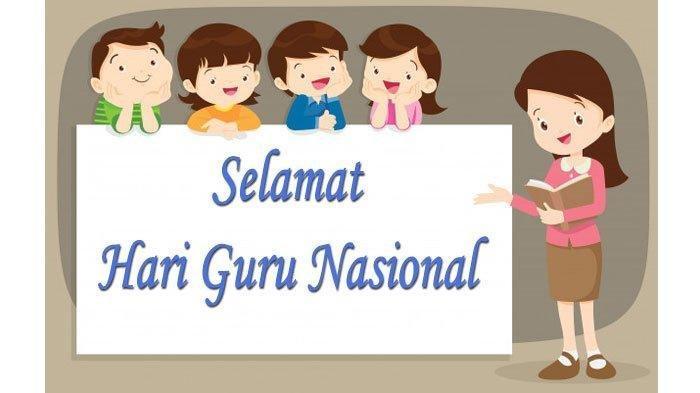 Sejarah Singkat Hari Guru Nasional yang Diperingati Setiap 25 November