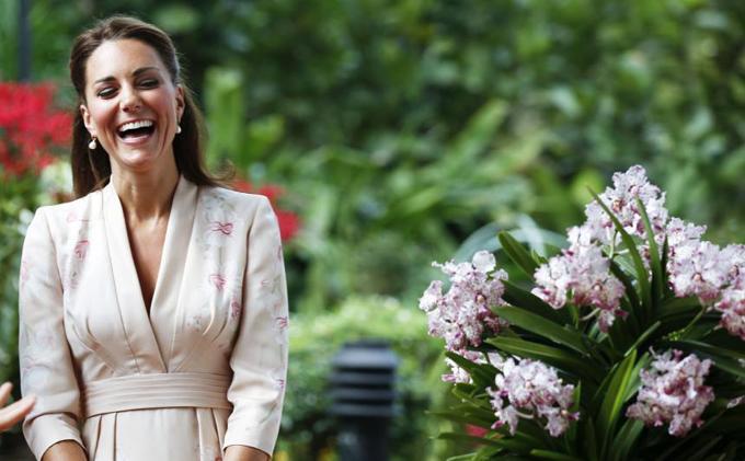 Ingin Langsing seperti Kate Middleton? Perbanyaklah Tidur