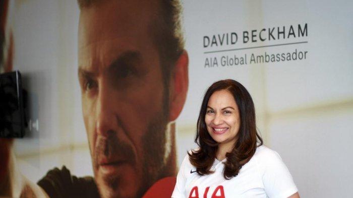 AIA Tunjuk Kathryn Monika Parapak Sebagai Chief Marketing Officer Baru