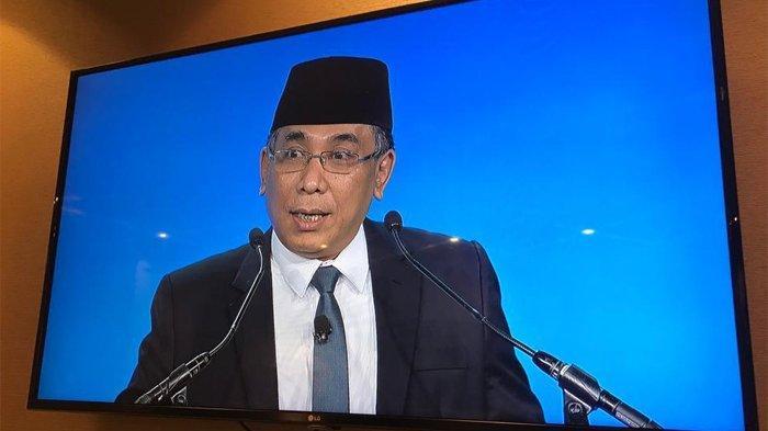 Tawarkan Strategi Perdamaian Global Model NU, Yahya Cholil Staquf Panen Pujian di IRF Summit