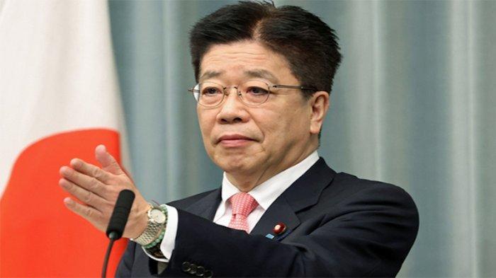 Sekretaris Kabinet Katsunobu Kato
