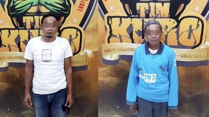 Ketahuan Kawal Pemudik Lewat Jalan Tikus, 2 Pria Ini Diringkus Polisi, Mematok Tarif Rp 100 Ribu