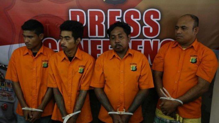 Polisi: Pisau Pelaku Penikam Ahli IT Hermansyah Dipendam di Tanah