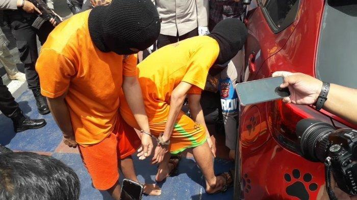 Hanya Modal Sandal Jepit, Komplotan Pencuri Gasak Uang Puluhan Juta, Ngaku Belajar dari YouTube