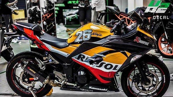 Tahu Repsol Kawasaki Ninja Ini Bisa Jadi Contohnya Tribunnews Com Mobile