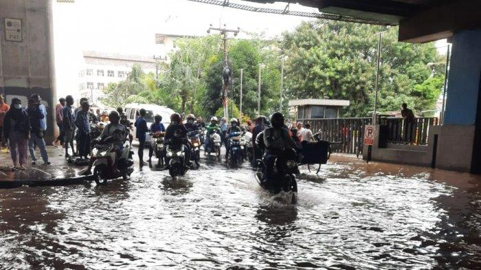 Dibandingkan Tahun Baru 2020, BMKG: Curah Hujan Hari Ini Lebih Rendah