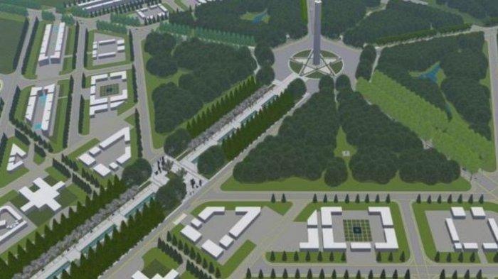 Bertemu Jokowi, Ahli Tata Kota Ingin Pembangunan Ibu Kota Negara Baru di Kaltim Jadi Contoh Dunia