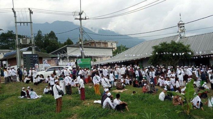 Rizieq Shihab: Kerumunan di Megamendung Tidak Sebabkan Lonjakan Kasus Covid-19