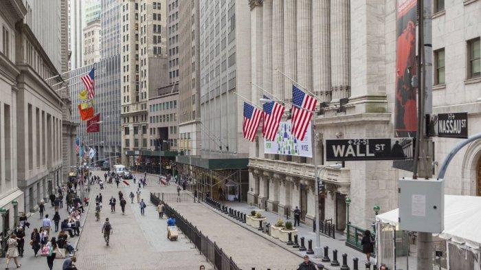 China Siap Saingi Wall Street dan London Jadi Pusat Keuangan Dunia -  Tribunnews.com Mobile