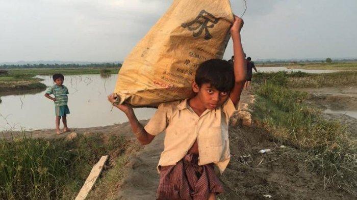 Bagaimana Kabar Etnis Rohingya Yang Mengungsi di Bangladesh?
